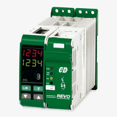 REVO TC combination temperature controller and SSR